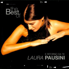 Laura Pausini - E Ritorno Da Te Best of ( 1 CD ) - Muzica Dance