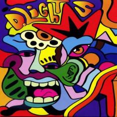 D.Lights - D.Lights ( 2 VINYL ) - Muzica Drum and Bass