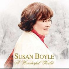 Susan Boyle - Wonderful World ( 1 CD ) - Muzica Sarbatori