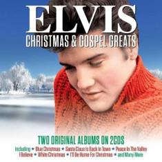 Elvis Presley - Christmas & Gospel Greats ( 2 CD ) - Muzica Sarbatori