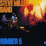 Steve Miller Band - Number 5 ( 1 CD )