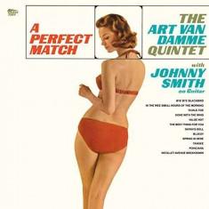 Art Van Damme -Quintet- - A Perfect Match ( 1 VINYL ) - Muzica Jazz