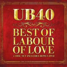 UB40 - Best of Labour of Love ( 1 CD + 1 DVD ) - Muzica Reggae