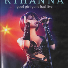 Rihanna - Good Girl Gone Bad ( 1 BLU-RAY ) - Muzica R&B