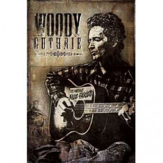Woody Guthrie - This Machine Kills Facists ( 1 DVD ) - Muzica Blues