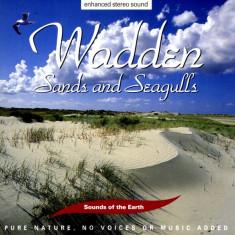Sounds of the Earth - Wadden ( 1 CD ) - Muzica Ambientala