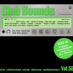 V/A - Club Sounds 56 ( 3 CD ) - Muzica Dance