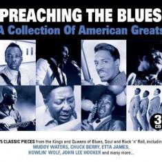 V/A - Preaching the Blues ( 3 CD ) - Muzica Blues
