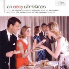 V/A - An Easy Christmas ( 1 CD ) - Muzica Sarbatori