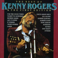 Kenny Rogers - Best Of 1st Edition ( 1 CD )