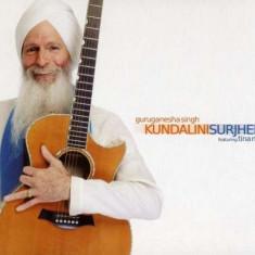 Guru Ganesha - Kundalini Surjhee ( 1 CD ) - Muzica Chillout