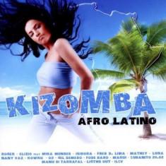 Artisti Diversi - Kizomba Afro Latino ( 1 CD ) - Muzica Ambientala