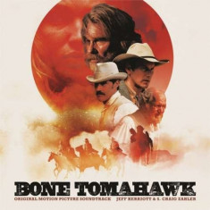 Jeff Herriott - Bone Tomahawk ( 1 VINYL ) - Muzica soundtrack