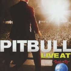 Pitbull - Pitbull: Live At Rock In Rio ( 1 DVD ) - Muzica Pop