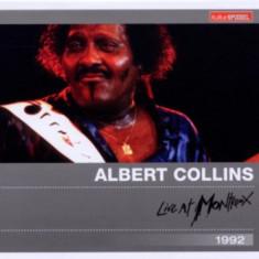 Albert Collins - Live At Montreux 1992 ( 1 CD ) - Muzica Latino