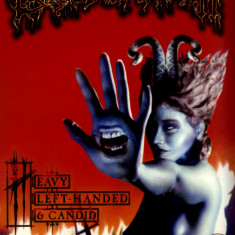 Cradle of Filth - Heavy Left-Handed ( 1 DVD ) - Muzica Rock