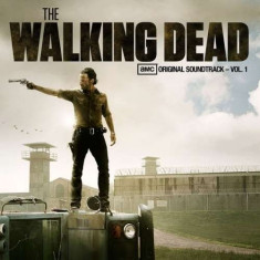 OST - The Walking Dead ( 1 CD ) - Muzica soundtrack