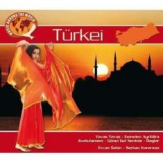 Sahin/ Karaman/ Duo Odeon - Turkey: Music Aroundthe.. ( 1 CD ) - Muzica Ambientala