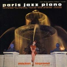 Michel Legrand - Paris Jazz Pian ( 1 CD ) - Muzica Jazz