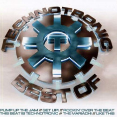 Technotronic - Bestof Technotronic ( 1 CD ) - Muzica Dance
