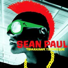 Sean Paul - Tomahawk Technique ( 1 CD ) - Muzica Reggae