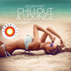 V/A - 50 Greatest Chillout &.. ( 3 CD ) - Muzica Chillout