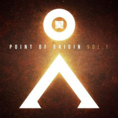 Artisti Diversi - Point of Origin Vol.1 ( 1 CD ) - Muzica Drum and Bass