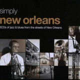 Artisti Diversi - Simply New Orleans ( 3 CD )