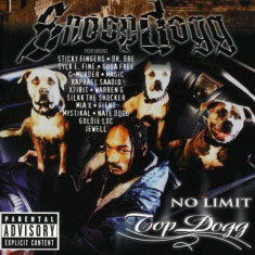 Snoop Dogg - Top Dogg ( 1 CD ) - Muzica Hip Hop