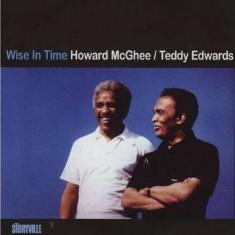 Howard/Teddy Edw McGhee - Wise In Time -Ltd- ( 1 CD )