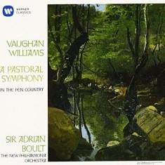 Adrian Boult - Vaughan Williams: A.. ( 1 CD )