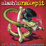 Slash's Snakepit - It's Five O' Clock Somewhe ( 1 CD )