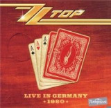 ZZ Top - Live In Germany ( 1 CD )