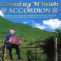 Artisti Diversi - Country N' Irish Akkordi ( 1 CD ) - Muzica Folk