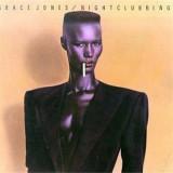 Grace Jones - Nightclubbing ( 1 VINYL )