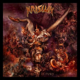 Krisiun - Forged In Fury ( 2 VINYL + 1 CD ) - Muzica Rock