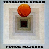 Tangerine Dream - Force Majeure ( 1 CD )