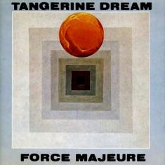Tangerine Dream - Force Majeure ( 1 CD ) - Muzica House