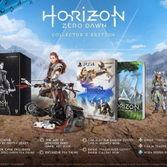 Horizon Zero Dawn Collector's Edition PS4 - Plumbi Pescuit