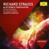 R. Strauss - Also Sprach Zarathustra, Tod Und Verkl rung ( 1 CD ) - Muzica Clasica