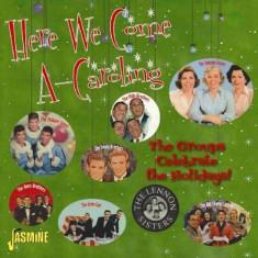 V/A - Here We Come A-Caroling ( 2 CD ) - Muzica Sarbatori