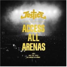 Justice - Access All Arenas ( 2 VINYL + 1 CD ) - Muzica Dance