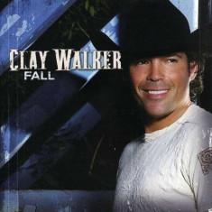 Clay Walker - Fall ( 1 CD ) - Muzica Country