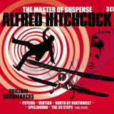 OST - Master of Suspense ( 3 CD ) - Muzica soundtrack