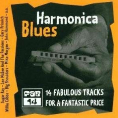 Artisti Diversi - Harmonica Blues-14tr- ( 1 CD ) - Muzica Blues