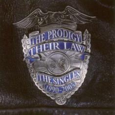 Prodigy - Their Law Singles.. ( 2 VINYL ) - Muzica Dance