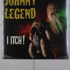 Johnny Legend - I Itch ( 1 VINYL ) - Muzica Rock & Roll