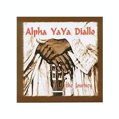 Alpha Yaya Diallo - Journey ( 1 CD ) - Muzica Ambientala
