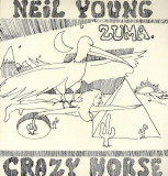 Neil Young - Zuma ( 1 VINYL )