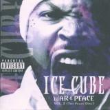 Ice Cube - War & Peace - Vol 2 ( 1 CD )